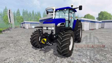 New Holland TM 190 [blue power] for Farming Simulator 2015