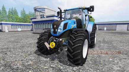 New Holland T7.240 for Farming Simulator 2015