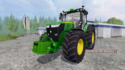 John Deere 7270R for Farming Simulator 2015