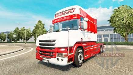 Scania T Longline Rene Bosch for Euro Truck Simulator 2