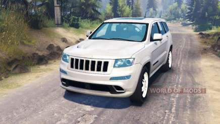Jeep Grand Cherokee for Spin Tires