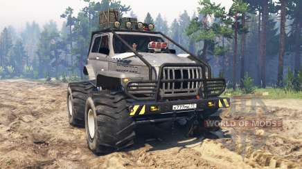 Ural Niva for Spin Tires