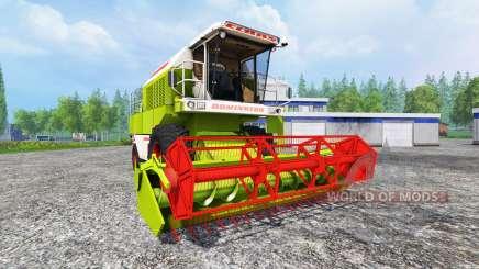 CLAAS Dominator 88S v1.1.1 for Farming Simulator 2015
