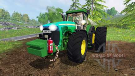 John Deere 8420 for Farming Simulator 2015