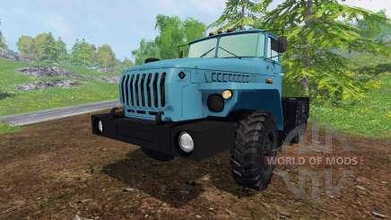 Ural-4320-1921-60M v1.0 for Farming Simulator 2015