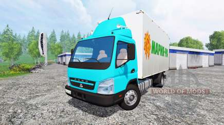 Mitsubishi Fuso [Maria-RA] for Farming Simulator 2015