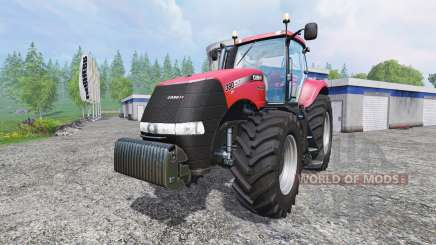 Case IH Magnum CVT 380 [real engine] for Farming Simulator 2015