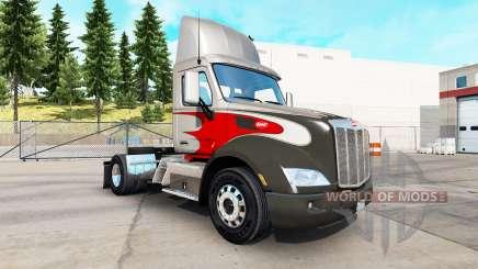 Peterbilt 579 4x2 for American Truck Simulator