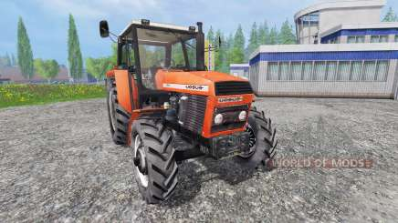 Ursus 914 Turbo [czerwone] for Farming Simulator 2015