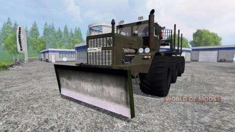 K-700A kirovec 8x8 for Farming Simulator 2015