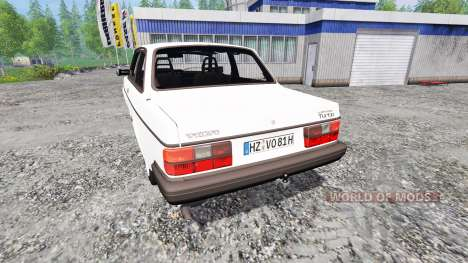 Volvo 242 Turbo for Farming Simulator 2015