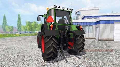 Fendt Farmer 307 Ci for Farming Simulator 2015