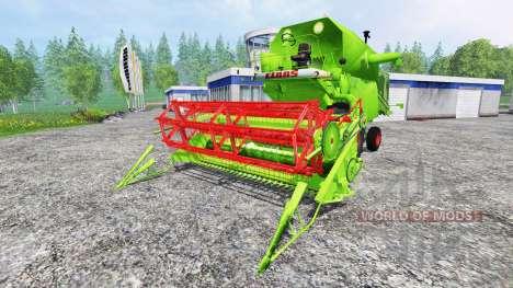 CLAAS Mercator 60 for Farming Simulator 2015