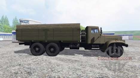 KrAZ-257 for Farming Simulator 2015
