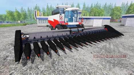 GTS X10 for Farming Simulator 2015