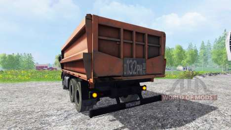 KamAZ 45280 for Farming Simulator 2015