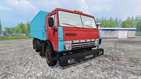 KamAZ-53212 for Farming Simulator 2015