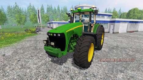 John Deere 8520 [washable] for Farming Simulator 2015