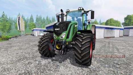 Fendt 927 Vario v1.2 for Farming Simulator 2015