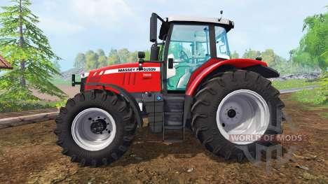 Massey Ferguson 7616 for Farming Simulator 2015