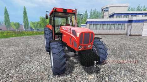 Ursus 1224 for Farming Simulator 2015