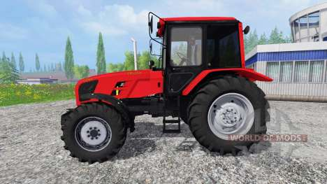MTZ-Belorus 1025.4 for Farming Simulator 2015