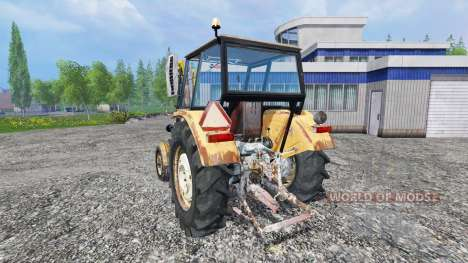 Ursus C-355 Turbo v2.0 for Farming Simulator 2015