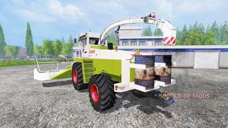 CLAAS Jaguar 685 [washable] for Farming Simulator 2015