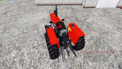 Massey Ferguson 265 for Farming Simulator 2015