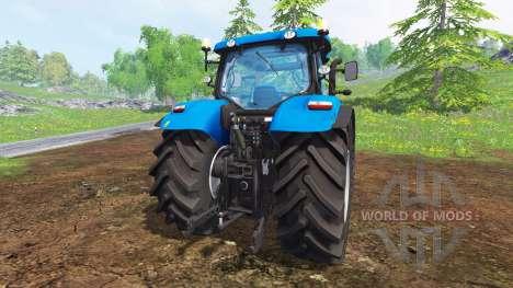 New Holland T7.170 for Farming Simulator 2015