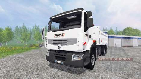 Renault Premium Lander for Farming Simulator 2015