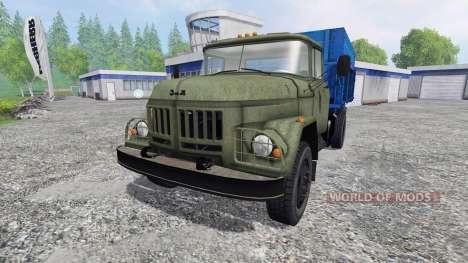 ZIL-131 2x2 for Farming Simulator 2015