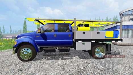 Ford F-650 for Farming Simulator 2015