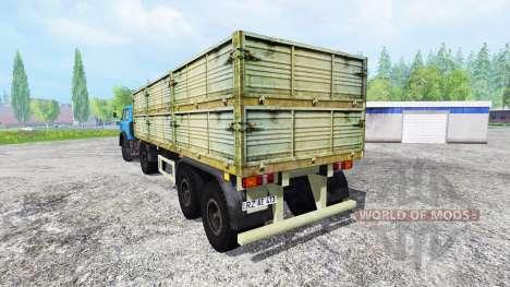 MAZ-509 for Farming Simulator 2015