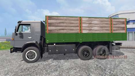 KamAZ-53212 for Farming Simulator 2015