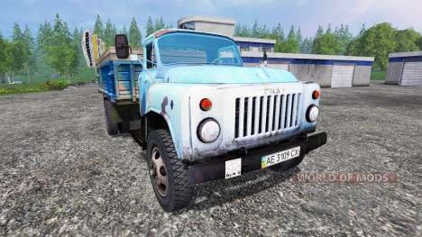 GAZ-53 v3.0 for Farming Simulator 2015