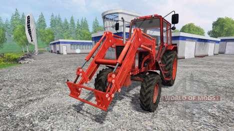 MTZ-82 FL for Farming Simulator 2015