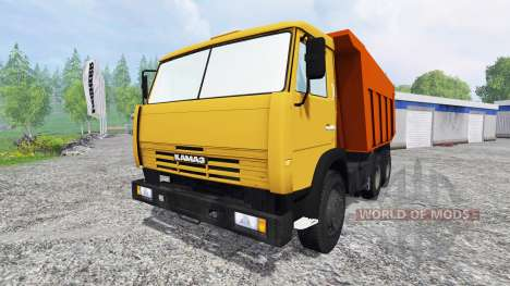 KamAZ-65115 for Farming Simulator 2015