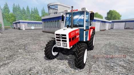 Steyr 8060A Turbo SK2 for Farming Simulator 2015