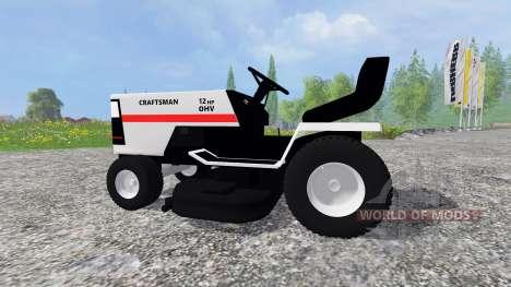 Craftsman II v2.0 for Farming Simulator 2015
