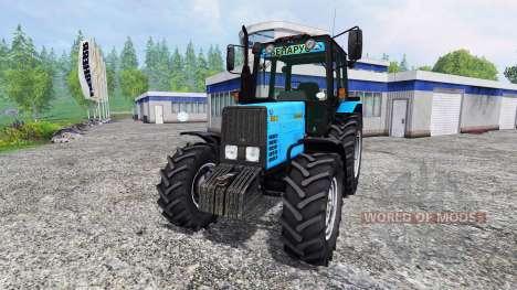 MTZ-892.2 Belarus v2.0 for Farming Simulator 2015