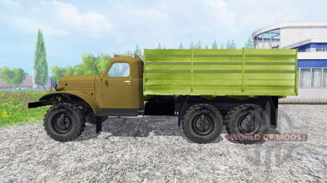 ZIL-157 for Farming Simulator 2015