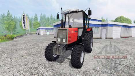 MTZ-892 Belarus v2.0 for Farming Simulator 2015