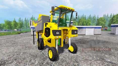 Gregoire G8.260 v0.96 for Farming Simulator 2015