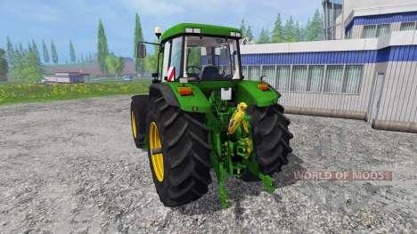 John Deere 7810 [washable] v2.1 for Farming Simulator 2015