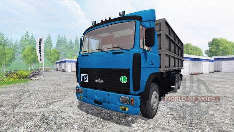 MAZ-630308 for Farming Simulator 2015