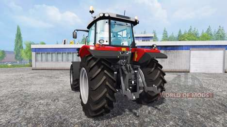 Massey Ferguson 5712 for Farming Simulator 2015