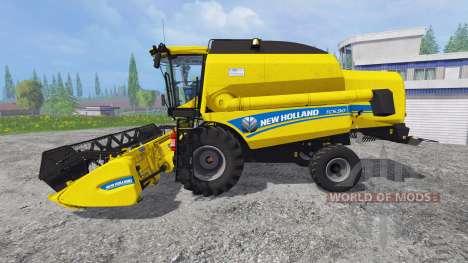 New Holland TC5.90 for Farming Simulator 2015