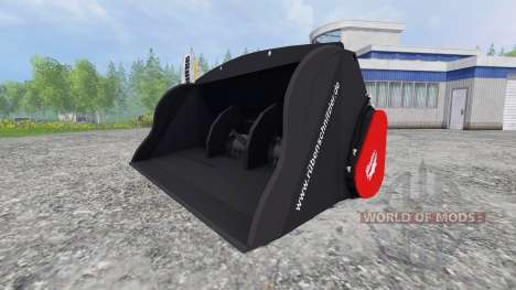 Alligator RS 3000 for Farming Simulator 2015