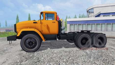 ZIL-Э133ВЯТ 1982 for Farming Simulator 2015